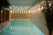 Les installations Led pour la piscine